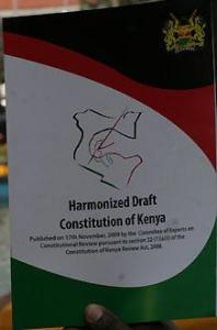Kenya Constitution Draft